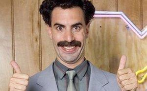 Borat à l'honneur au Koweït