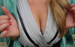 La poitrine de Jennifer Lawrence