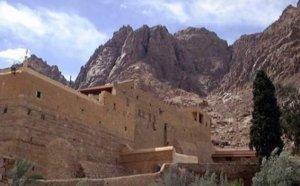 Frappe aérienne de l'Égypte sur le Sinaï
