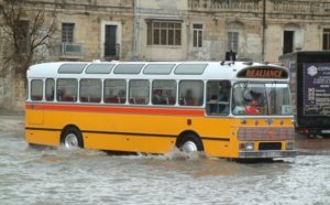 Malta news: emergency road network
