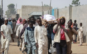 Afrique : 59 morts au Nigeria lors d'une attaque djihadiste.