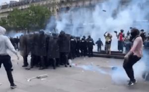 Mobilisation en France contre la violences policières