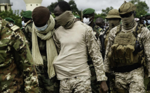 Mali La Turquie soutient la junte militaire