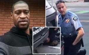 Meurtre de George Floyd : Derek Chauvin, le policier inculpé est libéré sous caution