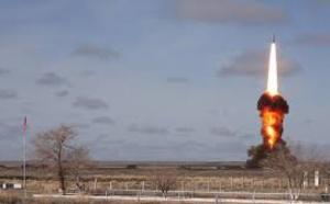 Russie : un nouveau missile hypersonique testé avec succès