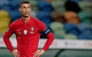 Cristiano Ronaldo, testé positif au Covid-19