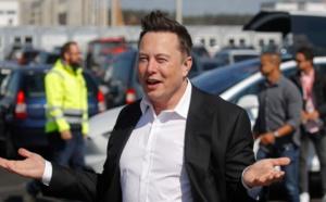 Elon Musk devient l'homme le plus riche au monde avec 188,5 milliards de dollars