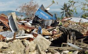 Indonésie: séisme de magnitude 6.2, 34 morts,un hôpital effondré