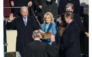 USA : voici pourquoi le président prête serment sur la Bible