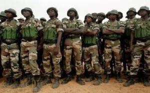Armée nigériane : plus d'une centaine de soldats démissionnent