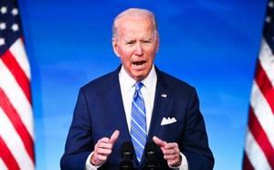 """Joe Biden sur le procès de Donald Trump : """"Il faut que ça arrive""""."""