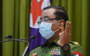 L'armée du Myanmar prend le pouvoir par un coup d'État