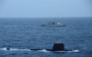 La marine française en mer de Chine méridionale