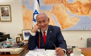Biden appelle Nétanyahou après quatre semaines de refus