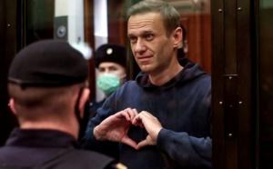 L'UE va sanctionner les Russes responsables de la détention d'Alexei Navalny
