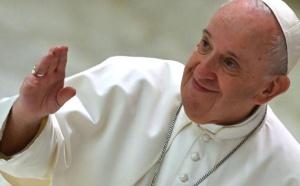 Le pape François arrive en Irak dans le cadre d'une vaste opération de sécurité pour une visite historique