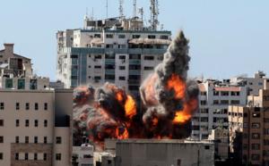 Les frappes israéliennes sur Gaza pourraient constituer un crime de guerre