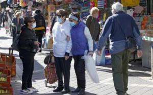 Israël rétablit le mandat pour les masques intérieurs à partir de dimanche
