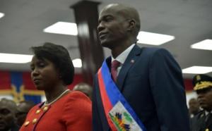HAITI : DES MERCENAIRES ARRETES APRES L'ASSASINAT DU PRESIDENT