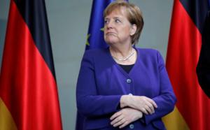 """Angela Merkel demande aux Allemands de se faire vacciner pour """"plus de liberté"""""""