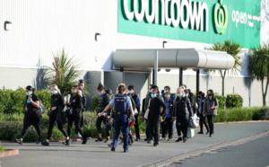 Attaque au couteau dans un supermarché néo-zélandais