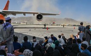 La Grande-Bretagne et la France demandent à l'ONU de créer une zone de sécurité autour de l'aéroport de Kaboul