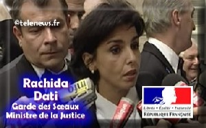 Rachida Dati ferait pression sur Paris Match