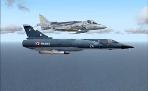 Des Rafales dans le ciel Irakien