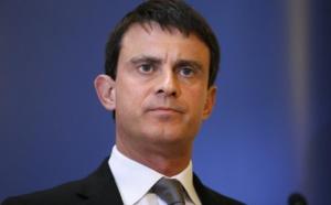 Manuel Valls au congrès des maires de France