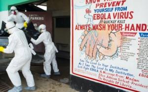 Ebola: l'épidémie recule à l'arrivée du vaccin
