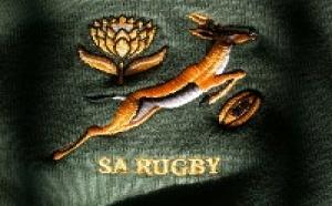 Finale Mondial de rugby: le XV d'Afrique du Sud inchangé contre l'Angleterre