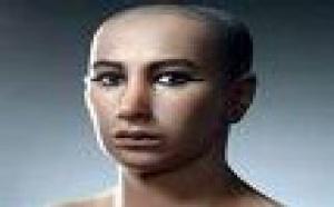 Toutankhamon: l'enfant-pharaon dévoile son visage pour la première fois