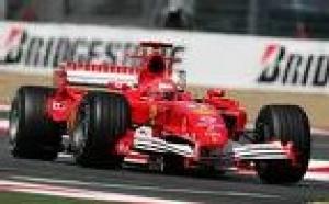 Formule 1: Schumacher reste leader