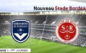 Bordeaux: une défaite pour la première journée de ligue 1