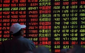 Chine: lundi noir sur les marchés asiatiques