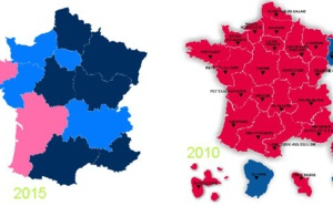Elections régionales 2015: résultats du premier tour