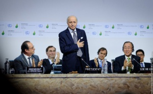 Cop 21: le premier accord universel sur le climat