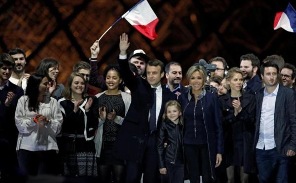 Fake news pour les Macron