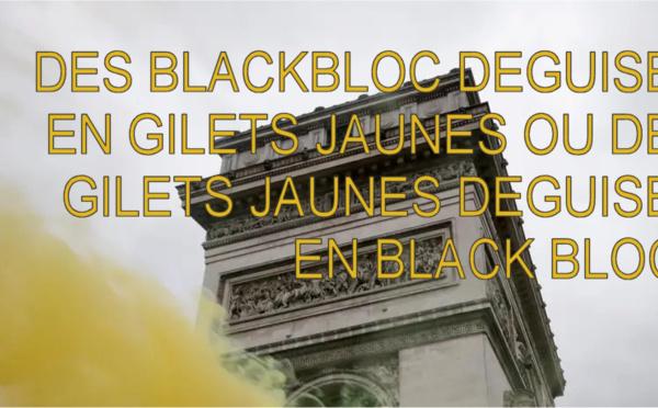 Gilets jaunes à Paris: de la manif à l'insurrection et à l'attentat