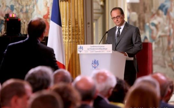 François Hollande: une fin de mandat sans calcul
