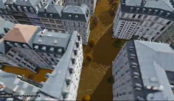 Crues de Seine: 6M20 attendus, scénarios de crise à 8M