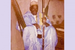 KaranSall Grand-père grand marabout 2