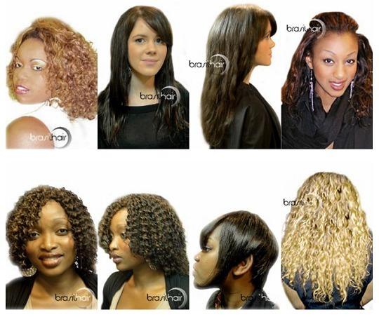 Cheveux naturels Dakar