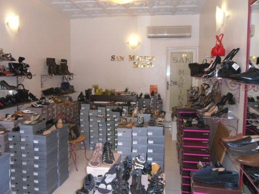Boutique Chaussures San Marina Dakar   Galerie   Boutique Pomme d ... 8628d6d0867b