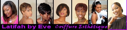 Cliquez sur la bannière pour visiter le site Internet de Latifah by Eve