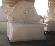 Tailleur de pierre et pierre taillée en Provence Andréo Max