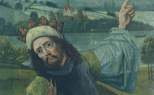 Belgique, Stanislas le Medium affronte Melchior Voyant Extralucide