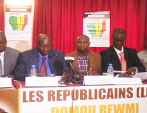 SENEGAL-POLITIQUE-DOOMI-REWMI:Défenestrés par Macky, Maguette Ngom et Assoumana Danfa ravalent leur colère et se rangent