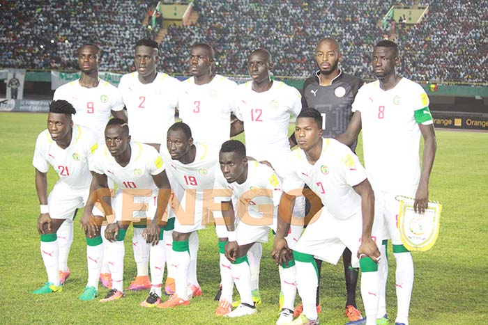 Mondial 2018 : Les Lions Font Match Nul Et Se Compliquent La Tâche