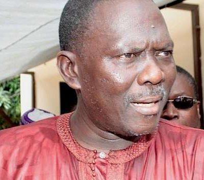 Moustapha Niasse, le moins bien élus des membres — Bureau de l'Assemblée